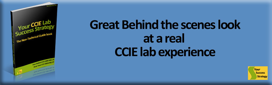 your ccie storage lab success strategy